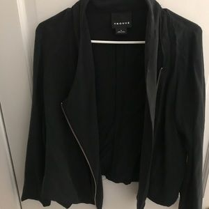 Trouve Moto Jacket